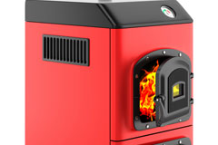 South Yorkshire solid fuel boiler costs